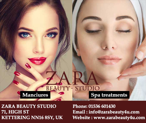 Zara Beauty - Salon offer a wide range of beauty treatments for men and women, so if you need to sit back, relax, and be pampered for a while, don't hesitate to get in touch with any enquiries or to book an appointment today. Visit us at http://zarabeauty4u.com/appointment or call at 01536 601430.