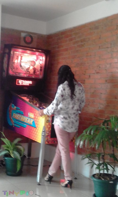 BALLY PINBALL FASTBREAK COSTA RICA CALL CENTER