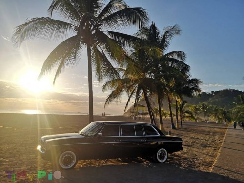 SUNSET COSTA RICA HERMOSA BEACH LANG LIMO