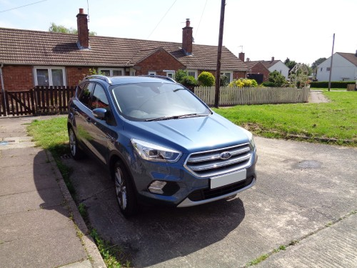My review on our Ford Kuga  - Which Mobility Car Forum