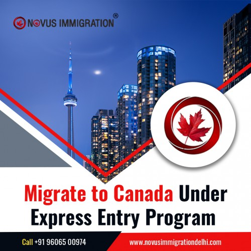 Novus Immigration Delhi is one of Canada's leading providers of immigration services. We provide the most reliable, efficient, and fast immigration consultancy services. Our services range from Skilled Migration, Permanent Residency, Study Visa, Tourist Visa, Business Visa, Family Migration and resettlement programs. https://novusimmigrationdelhi.com